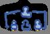 Icon organisatielijn